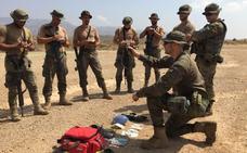 El Tercio 'Gran Capitán' 1º de La Legión preparará a militares senegaleses