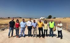 Diputación destina tres millones a la mejora de la carretera de Huelma