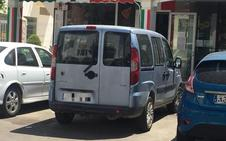 El 'coche de la playa' ya está en Jamilena y lo conduce la Policía