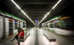 El comité de empresa del metro exige un convenio para mejorar la situación laboral
