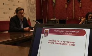 El Ayuntamiento de Granada reduce su deuda en 60 millones para recuperar la sostenibilidad financiera