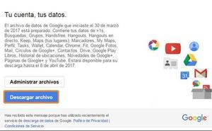 Google conoce tu ubicación aunque tú no lo desees