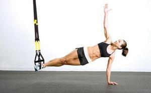 5 beneficios del entrenamiento TRX