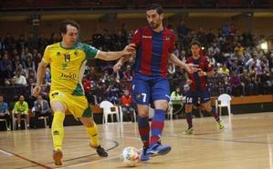 El Mengíbar FS apuesta por el play off con la llegada de Buendía