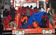 El 80% de los migrantes recibidos en Almería son de origen subsahariano