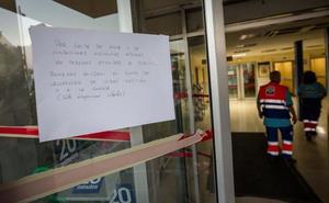 Las obras obligan al personal del Zaidín a derivar pacientes a otros centros de salud
