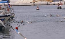Así ha sido la 79ª edición de la Travesía a nado del Puerto de Motril