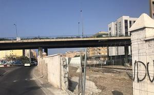La construcción del nuevo vallado de la carretera Sierra Alhamilla «entra en su recta final»