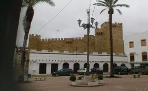 Nueva imagen para el Paseo de Colón y el acceso al castillo de Lopera