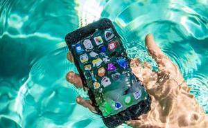 3 móviles con los que puedes hacerte fotos bajo el agua
