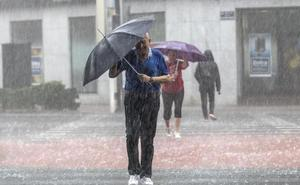 La alerta de la AEMET por las fuertes tormentas que llegan en las próximas horas
