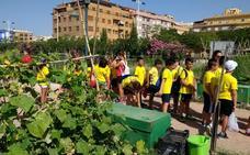 El plan 'Aldea' de educación ambiental reúne más de 29.500 alumnos de Almería