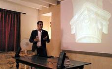 Santisteban presenta la audioguía para Santa María del Collado