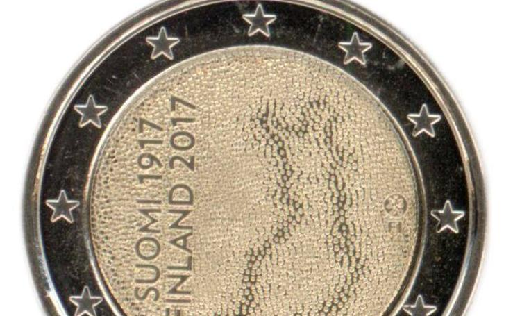 Estas son las monedas de dos euros que puedes vender por más dinero