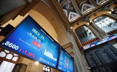 El Ibex-35 recupera los 9.400 y se aleja de mínimos anuales