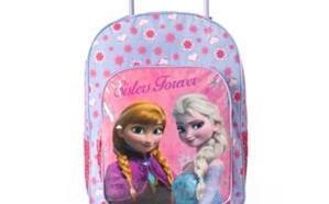 'Vuelta al cole': ropa y material escolar de 'Frozen' con descuento