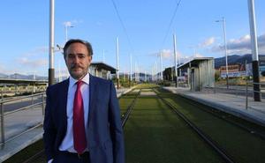 La Junta espera firmar en septiembre el convenio de colaboración con el Ayuntamiento para el tranvía de Jaén