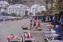 Lleno en los hoteles de la Costa de Granada en la recta final del verano