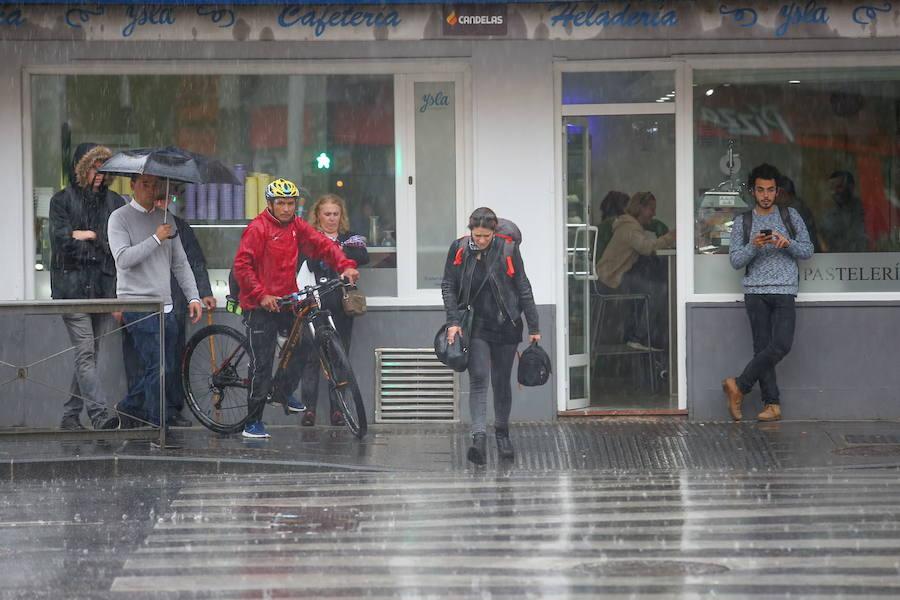 La inminente previsión de los meteorólogos: lluvia en pleno agosto