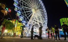 El Ayuntamiento de Almería activa un botón 'antiagresiones' para la Feria