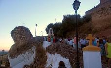 Vilches vivió su día grande en las fiestas en honor a la Virgen del Castillo