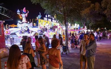 Maracena reina con sus fiestas en un fin de semana plagado de actos culturales en Granada