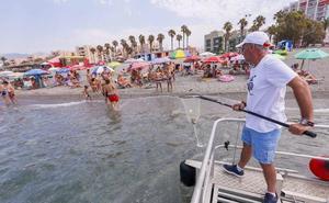 El agua de todas las playas, de buena calidad en lo que va de agosto