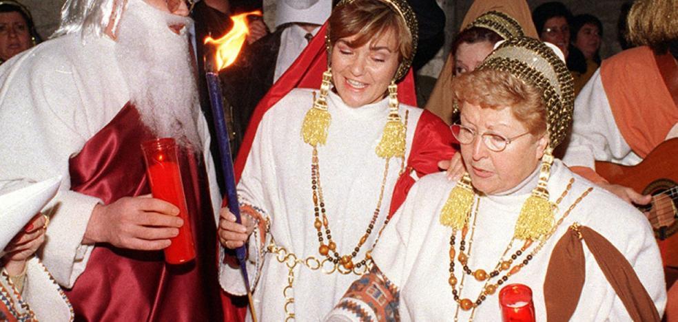 La ministra del Museo Íbero, el Infanta Leonor y las promesas por la Catedral vuelve a Jaén