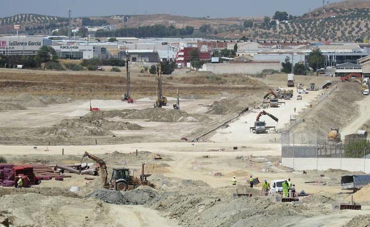 Obras en Jaén, son amores y elecciones