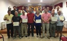 Más de 500 agricultores y ganaderos participan en los cursos de formación de la Diputación de Jaén en 2018
