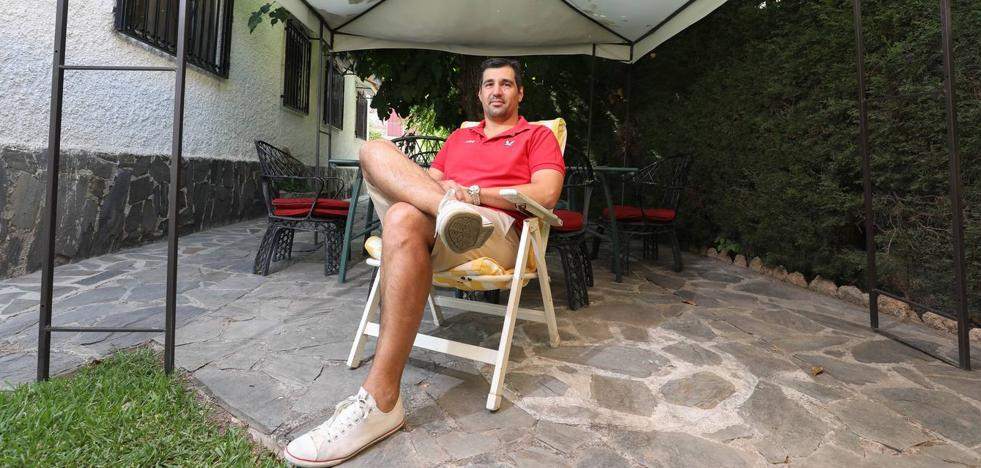 Pablo Pin: «Donde nos sentamos toda la familia a comer»