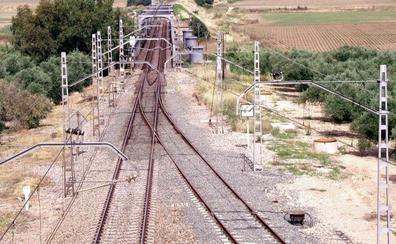 Otras 45 horas sin tren en Jaén