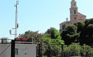 Granada supera el nivel saludable de ozono todos los días de agosto