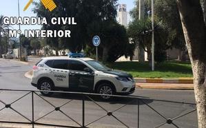 La Guardia Civil investiga a una persona por simular ser víctima de un robo con violencia en Campohermoso