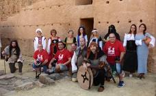'Castillos a golpe de clic' recrea el medievo en Baños