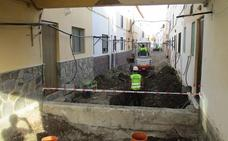 220.000 euros en modernizar dos de las arterias principales de Abla