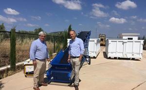 29 cintas transportadoras para facilitar el depósito de escombros en puntos de acopio