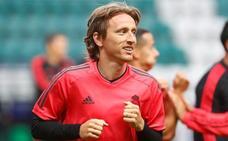 Modric niega que contactase con el Inter para su fichaje