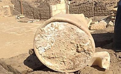 Encuentran el queso más antiguo del mundo con 3.200 años
