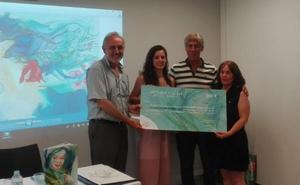 El libro 'Posidonia y el mar' premia a la conservación de las praderas submarinas