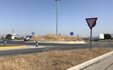 Alhendín sanciona a la Diputación por tener «dejada y expuesta a un riesgo de incendio» una glorieta