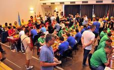 Empezaron los Campeonatos de España de Ajedrez individuales en Linares