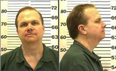 El asesino de John Lennon pide la condicional