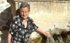 La mujer de 89 años desaparecida en Beas de Granada permaneció cinco horas en una zanja