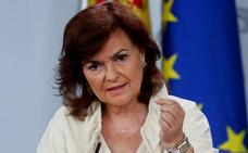 El Gobierno fijará la senda de déficit una vez se apruebe la reforma de la Ley de estabilidad