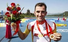 Muere el exciclista y medallista paralímpico Javier Otxoa a los 43 años
