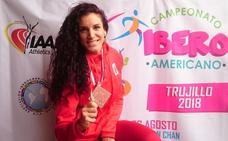 Laura Bueno se cuelga el bronce en el Iberoamericano de Perú
