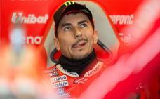 Jorge Lorenzo: «Espero que Dirección de Carrera piense en nosotros»