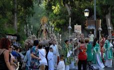 La parroquia de Lanjarón organiza una procesión extraordinaria de la imagen de María Santísima de la Salud y Esperanza