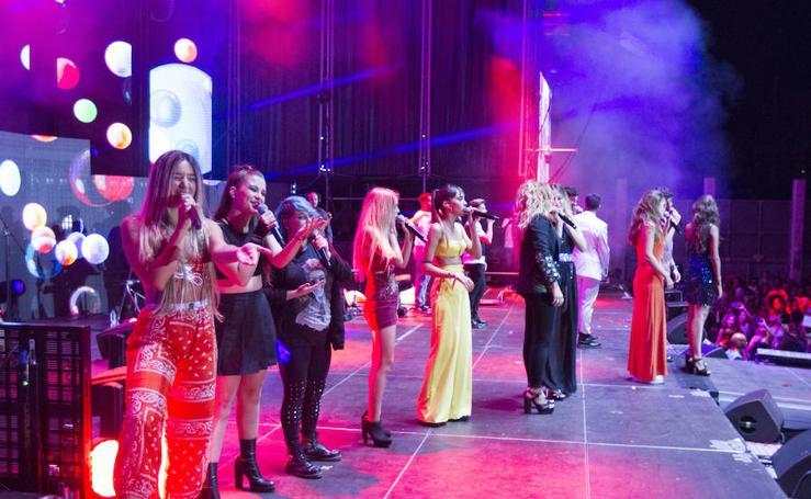 OT no defraudó a su público en Almería